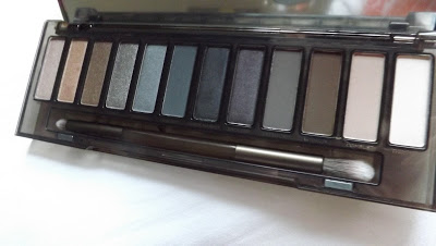 Urban Decay: Naked Smoky palette. REVIEW AND SWATCHES!
