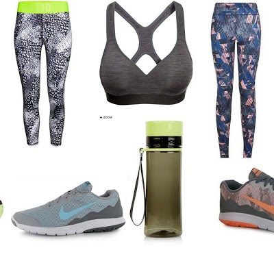 Gym Wishlist!