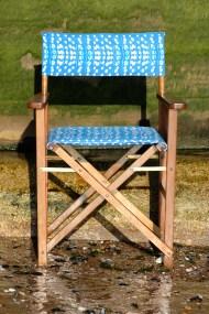 Octopuses Garden - Director Chair