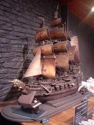 Amazing Chocolate Ship