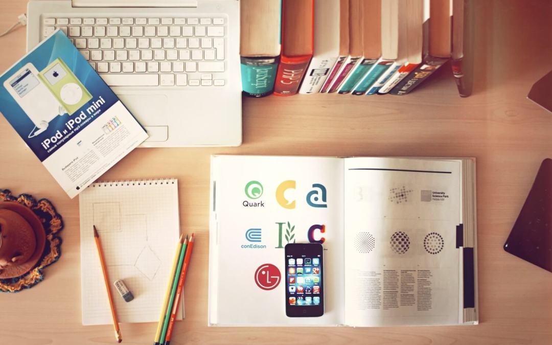 Best Books from the Web Design Graduate Program