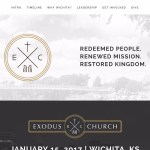 Exodus Church Wichita-Churches using the Divi Wordpress Theme