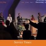 Highland Village Church Bloomington Indiana-Churches using the Divi Wordpress Theme