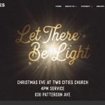 Two Cities Church-Churches using the Divi Wordpress Theme