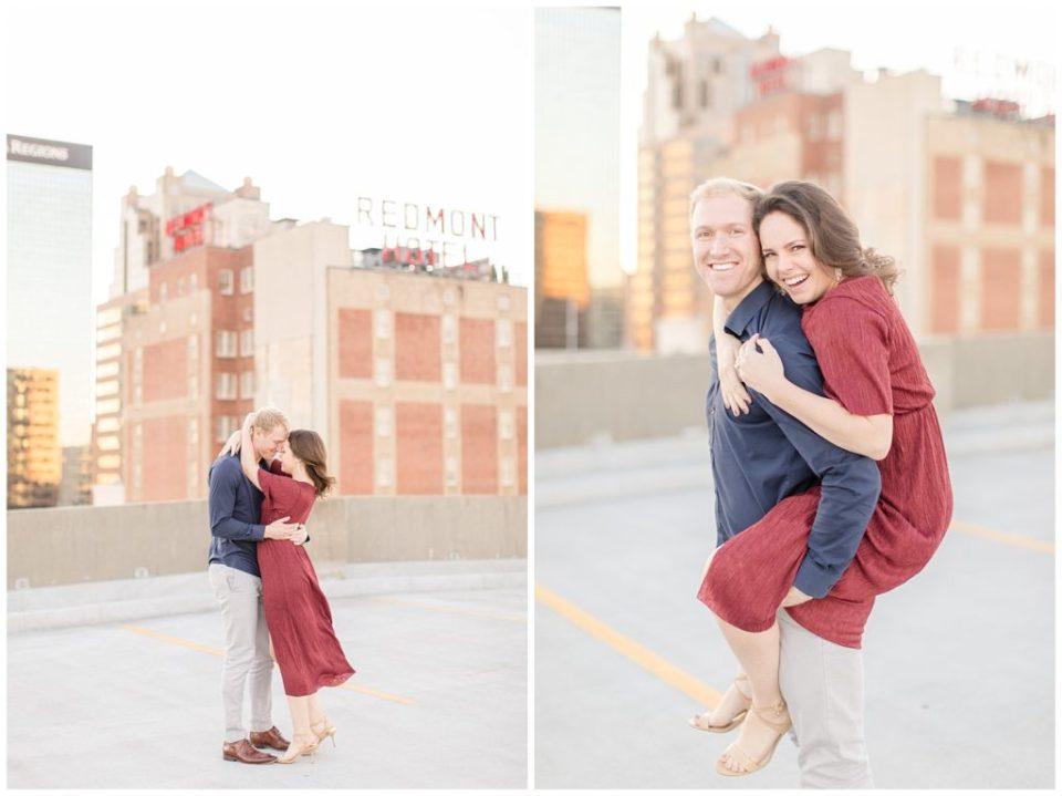 Birmingham Alabama Wedding Photographers | Birmingham Engagement Session Locations Our Favorites