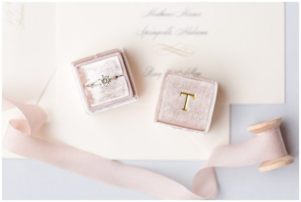Wedding Photographers in Birmingham, Alabama Katie & Alec Photography - What's In Our Styling Kit