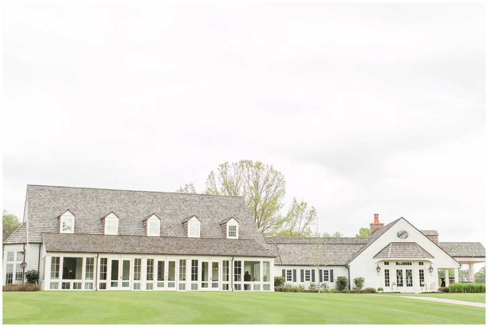 Birmingham, Alabama Wedding & Reception Venues Hamilton Place at Pursell Farms