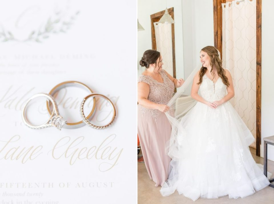 Molly & Evan's Mathew's Manor Wedding - Birmingham, Alabama Wedding Photographers