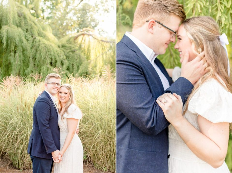 Huntsville Botanical Gardens Engagement Session - Huntsville & Birmingham, Alabama Wedding Photographers Katie & Alec Photography