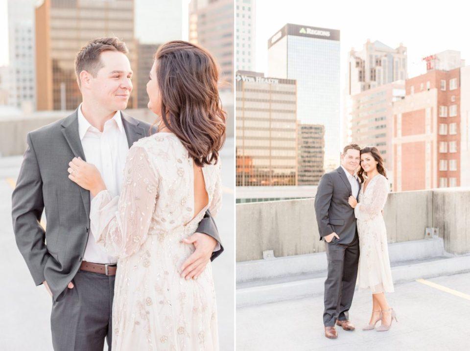 Jarrid & Natalie's Birmingham, Alabama Engagement Session with Katie & Alec Photography - Birmingham, AL Wedding Photographers
