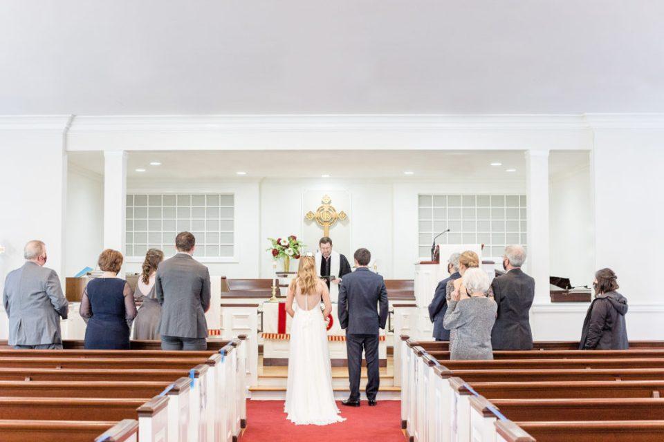 Birmingham, Alabama Elopement - Chinoiserie Wedding by Birmingham, Alabama Wedding Photographers Katie & Alec Photography