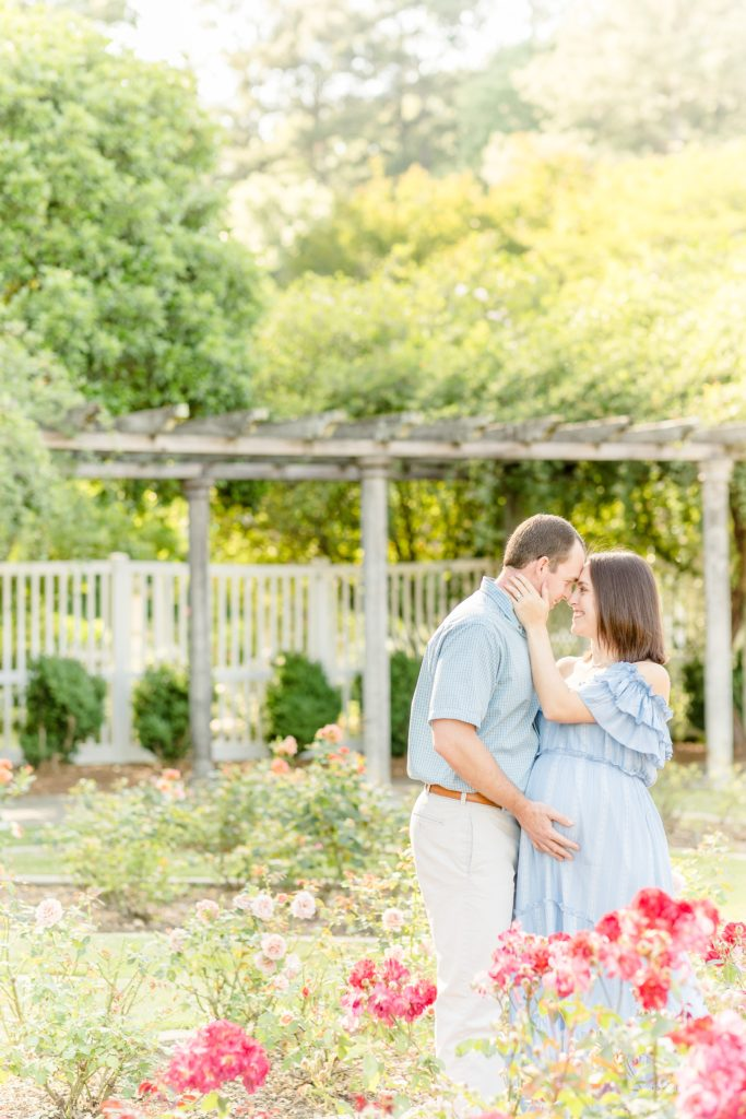 Lynsey & Kyle's Birmingham, Alabama Maternity Session