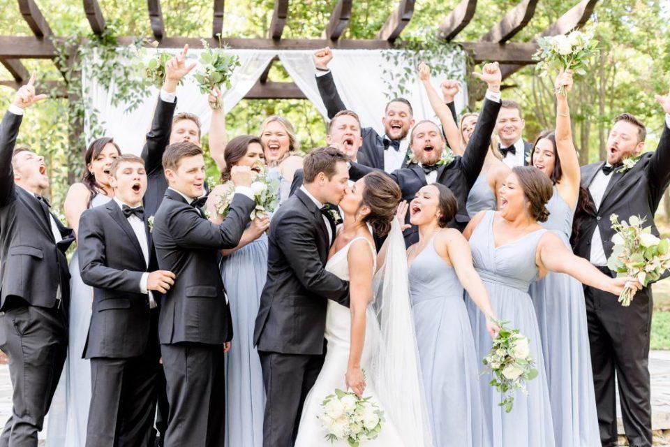 Natalie & Jarrid's Spring wedding at the Barn at Shady Lane - Birmingham, Alabama Wedding Photographers Katie & Alec Photography