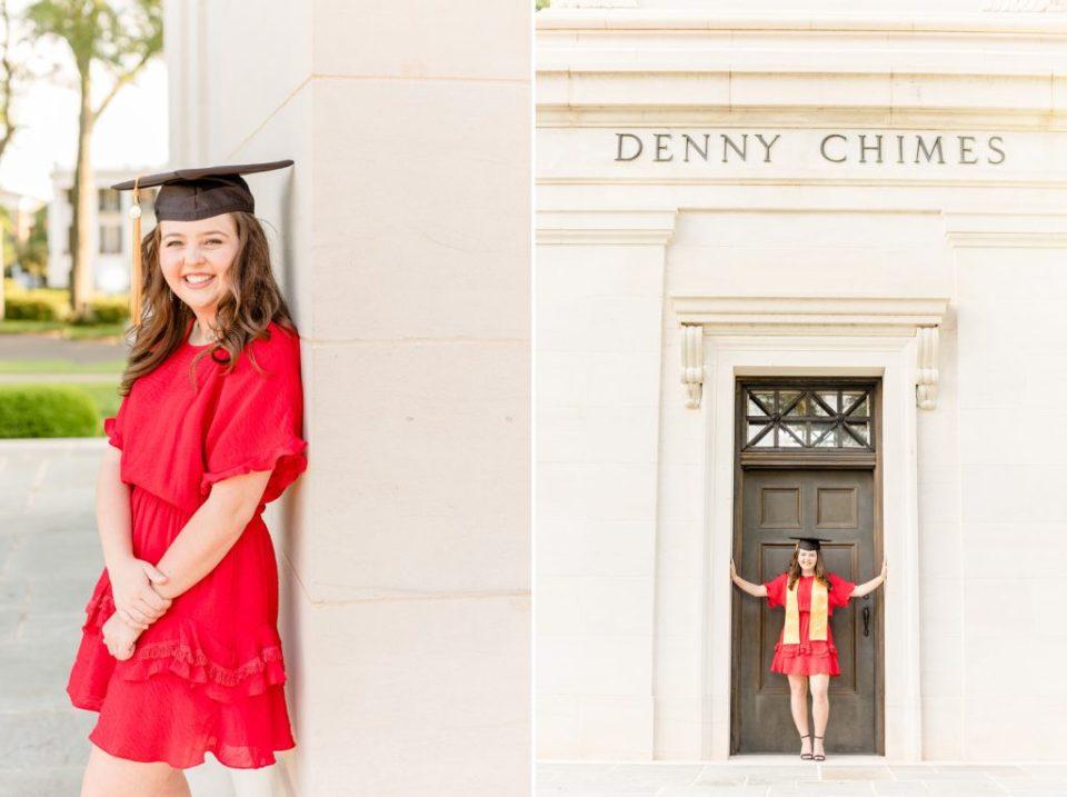 Faith & Eli's University of Alabama Senior Grad Session - Katie & Alec Photography