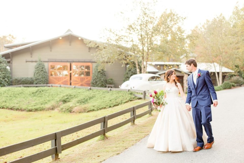15 Birmingham Wedding Ceremony & Reception Venues - Windwood Equestrian Center Wedding