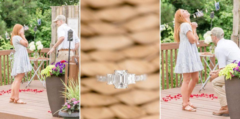 Birmingham, Alabama Proposal - Birmingham Proposal Photographers Near Me Katie & Alec Photography