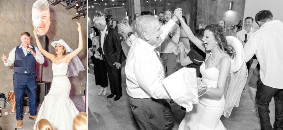 Park Crest Event Center & Shades Mountain Baptist Wedding Day - Katie & Alec Photography