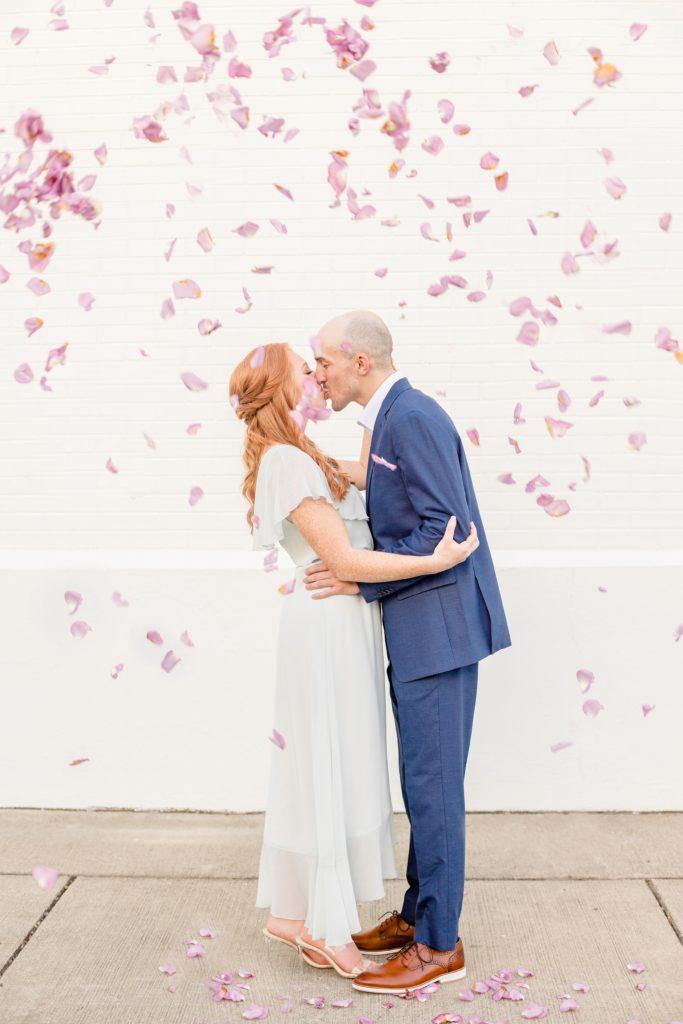 Olivia & Scott's Engagement Session in Birmingham, Alabama - Katie & Alec Photography