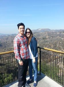 Hollywood Sign 2014
