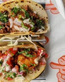 Tacos at Joyride, instagram @joyridetacohouse