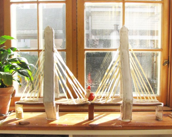 Gingerbread 2011 – The Zakim Bridge