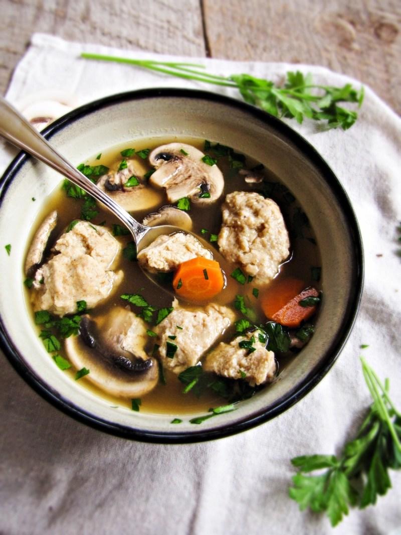 Little Paris Kitchen Chicken Dumpling Soup