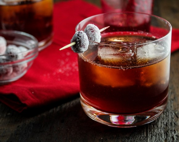 12 Festive Winter Cocktails