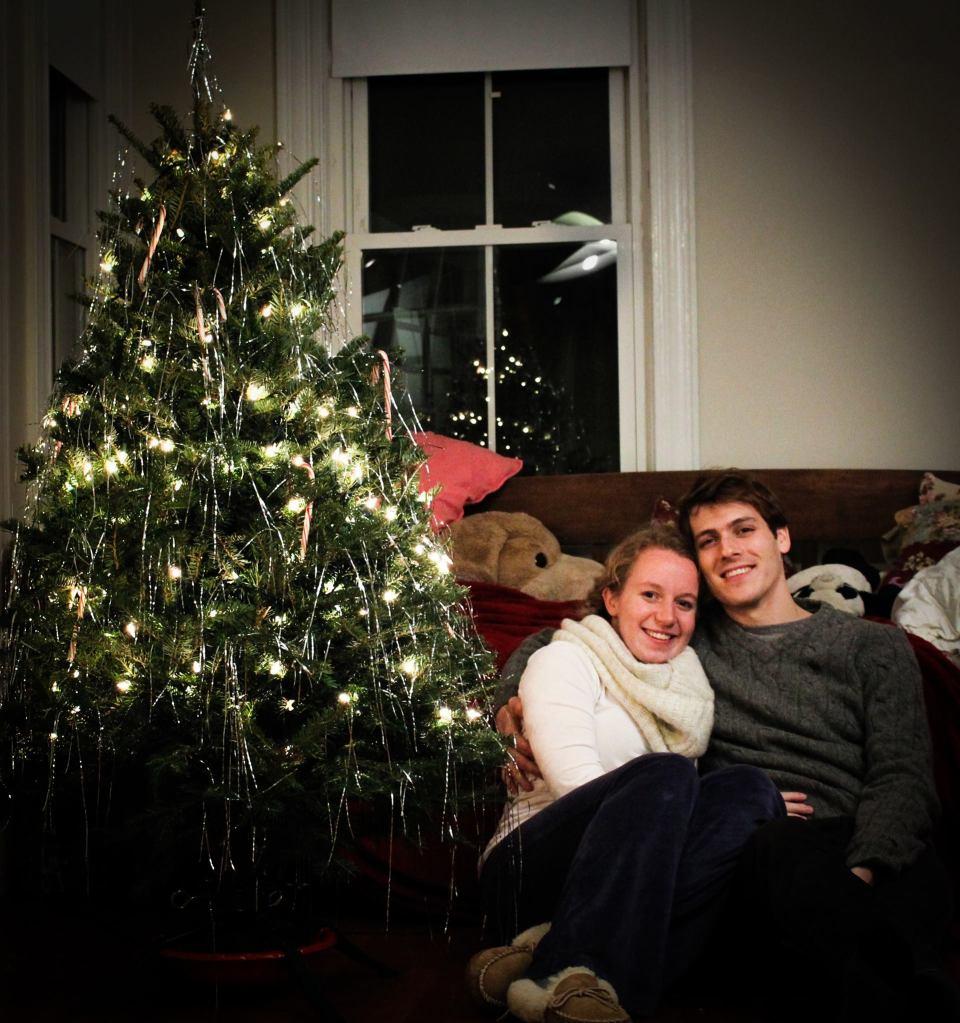 Gratuitous Christmas Tree Picture