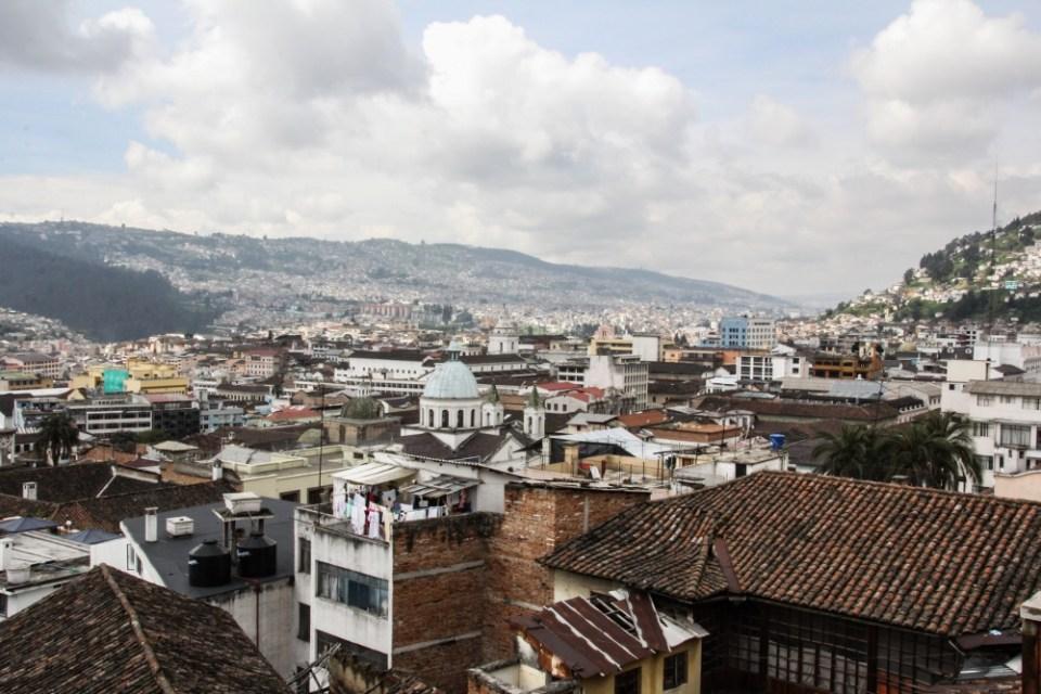Ecuador Travelogue: Quito {Katie at the Kitchen Door}