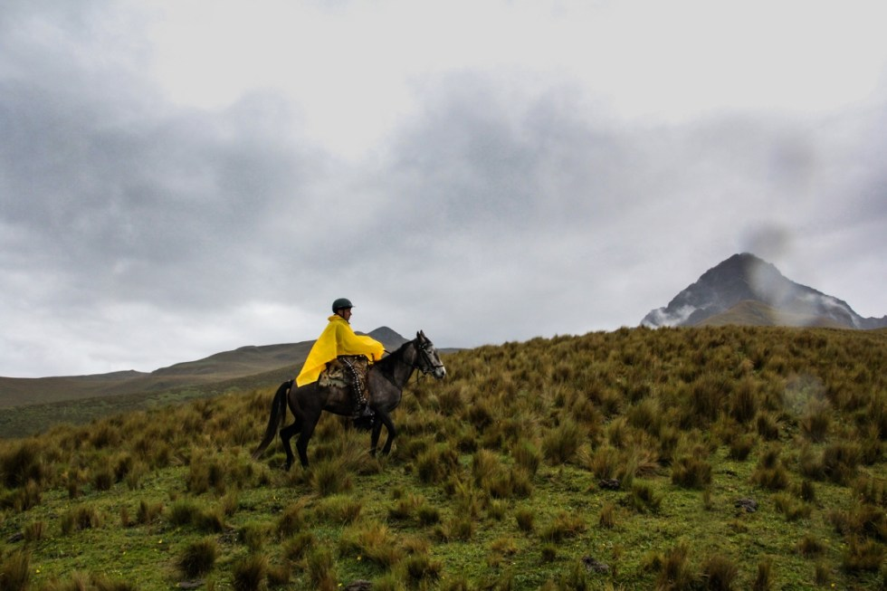 Horseback Riding in Cotopaxi, Ecuador {Katie at the Kitchen Door}