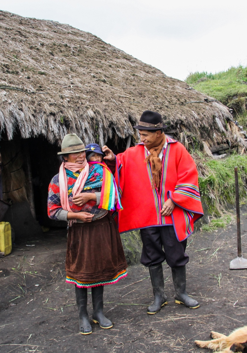 Quechua Farmers, Cotopaxi, Ecuador {Katie at the Kitchen Door}