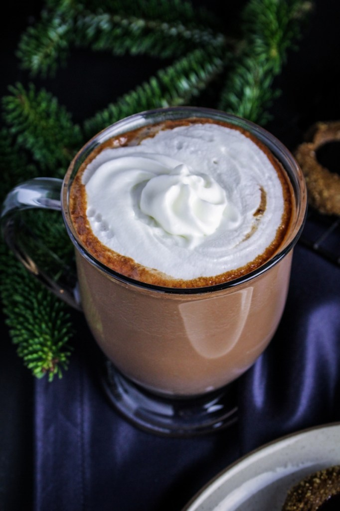 European-Style Hot Chocolate {Katie at the Kitchen Door}