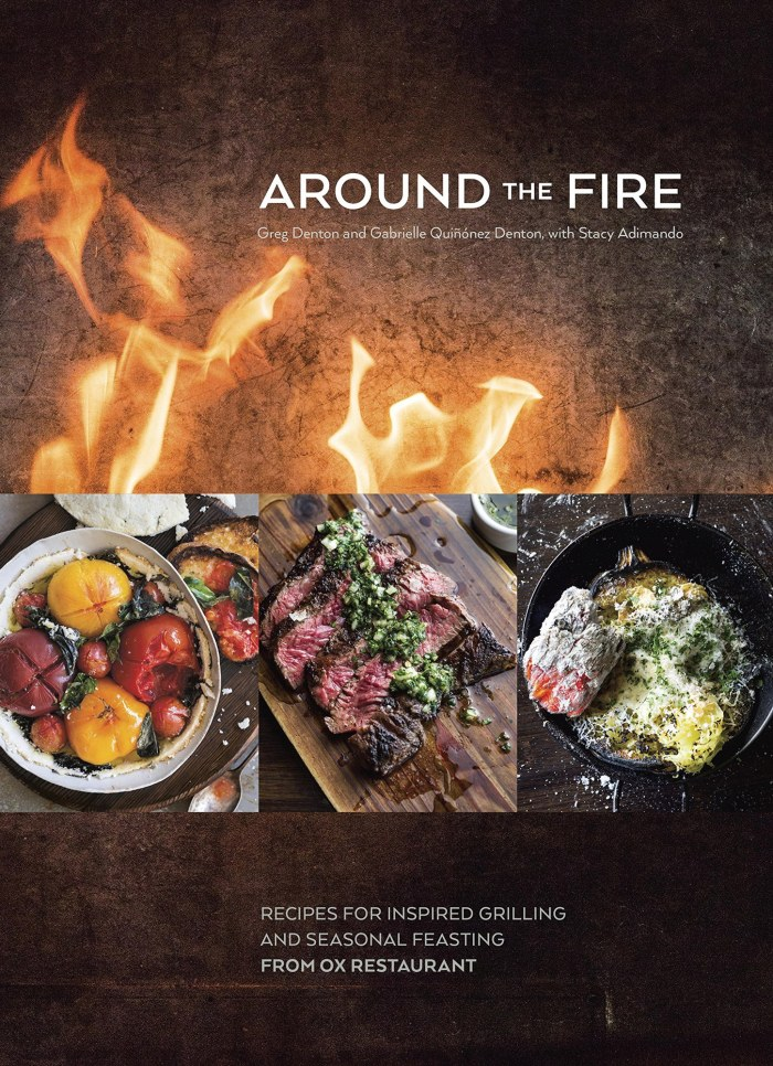 Around the Fire Cookbook Review