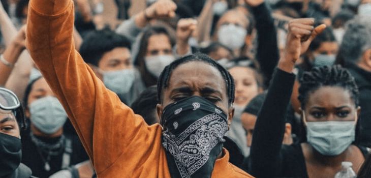 pandemic, blm, mental health, black lives matter, nationwide, movement, protest, peek counseling