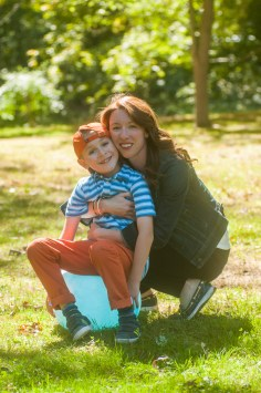 Mass General Magazine 2015-09-27 Katie Brandt and Noah-FTD advoc