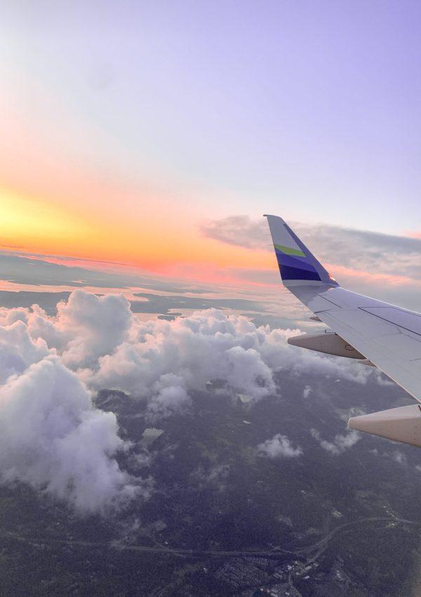 Alaska Airlines Winglet