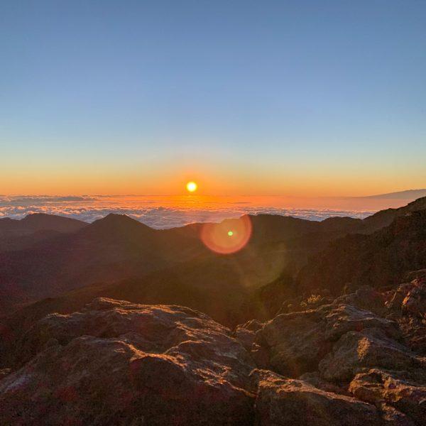 Haleakala National Park at Sunrise – A Maui Must Do