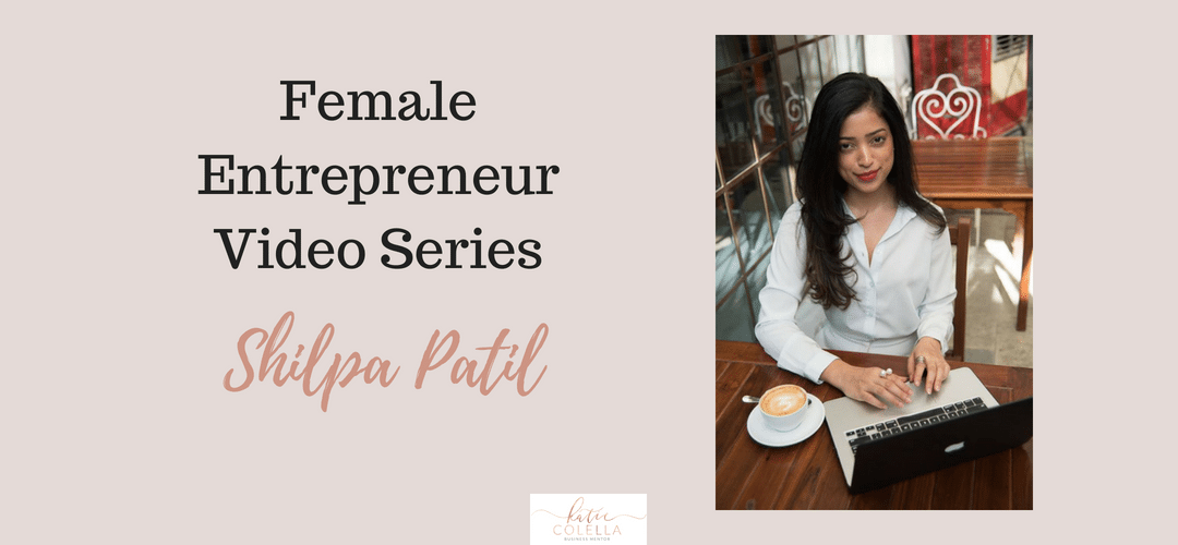 Female Entrepreneur Video Series- Shilpa Patil