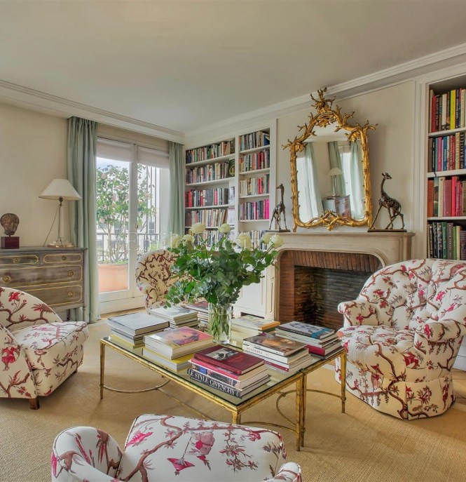 Lee Radziwill S Paris Apartment Is For Katie Considers