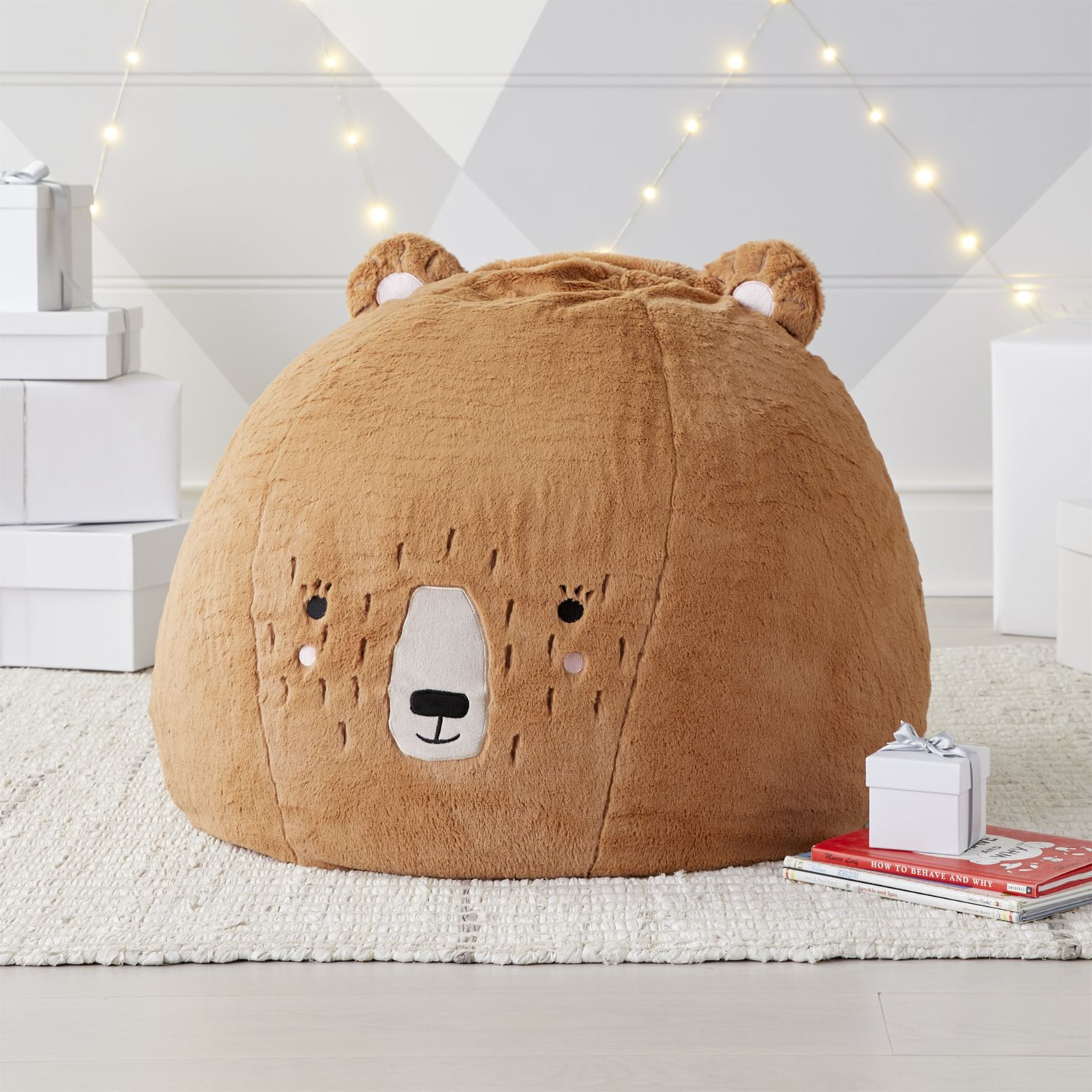 bear bean bag chair wooden office on wheels 2018 gift guide for little ones katie considers