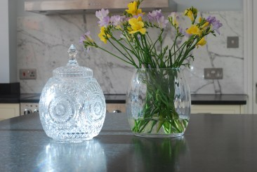 Waterford Crystal 33 cm Caroline Cookie Jar - Limited edition 150