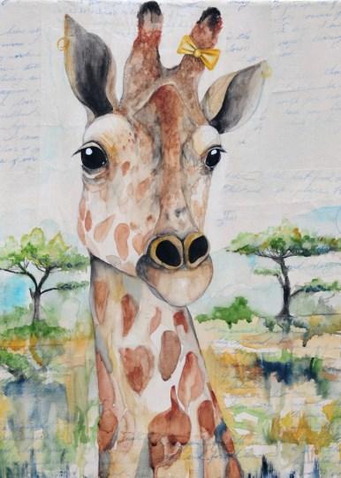 Ginny the Giraffe