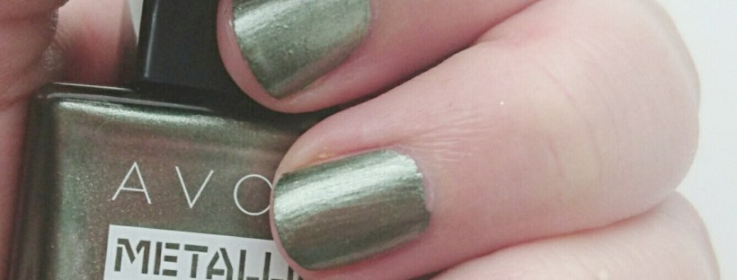 Avon Metallic Effects Jade Reflection