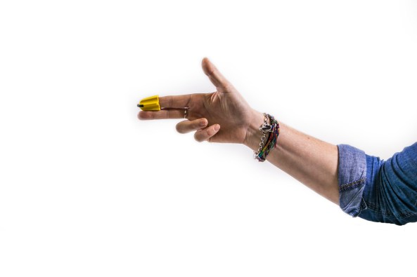 Nimble - The one finger wonder tool review - disability chronic illness aids