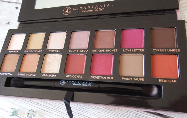 Anastasia Beverly Hills Modern Renaissance Palette Reviews Swatches Bad Review