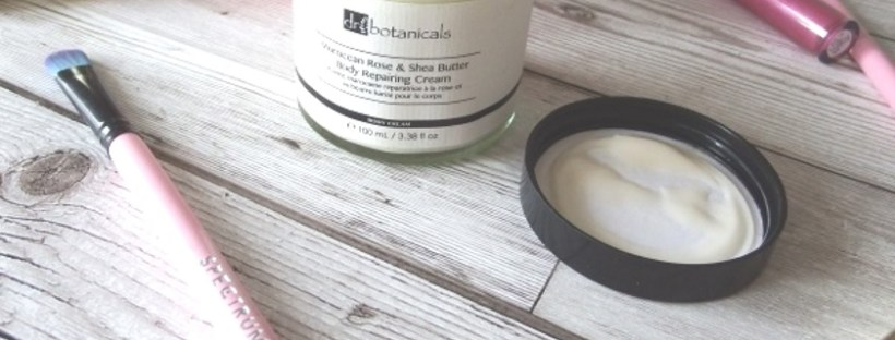 Dr Botanicals Moroccan Rose & Shea Butter Body Repairing Cream Review Discount Code