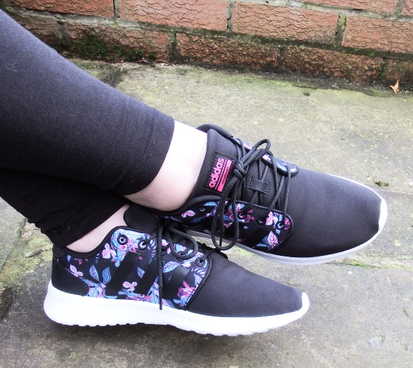 Adidas Cloudfoam QT Racer Trainers from Brantano // Style & Review ...