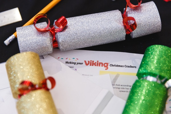 Christmas Crackers That People Have Made