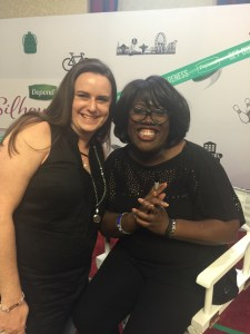 Sheryl Underwood and I.