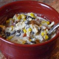 {Crock Pot} Cream Cheese Chicken Chili